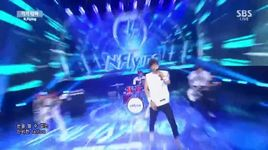 awesome (150621 inkigayo) - n.flying