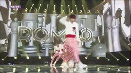 love sick (150621 inkigayo) - romeo