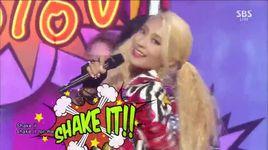 shake it (150628 inkigayo) - sistar