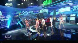 ah ah (150628 inkigayo) - teen top