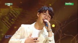 with you (150628 inkigayo) - hong dae kwang