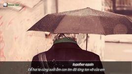 it's not goodbye (lyrics) - yao si ting (dieu tu dinh)
