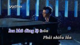 ba dieu lam em hanh phuc (karaoke) - vuong anh tu