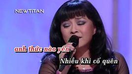 ai kho vi ai (karaoke) - huong lan