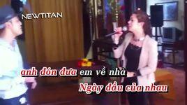 ai kho vi ai (karaoke) - ung hoang phuc, princess lam chi khanh
