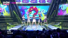 like (150610 show champion) - clc
