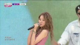 love me (150701 show champion) - melody day