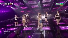 cupid (150616 the show) - kara