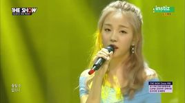 shouldn't have (150623 the show) - baek ah yeon