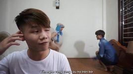 vlog che 14: trao luu tin hot tren mang (chao em co gai lam hong che) - khanh dandy, suki dinh khu