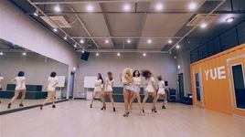sistar - shake it dance practice version - v.a