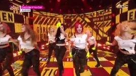 catch me if you can (150711 music core) - snsd