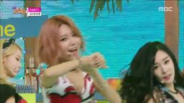 party (150711 music core) - snsd