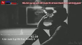 giu anh lai di em (lyrics) - kindya