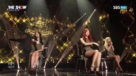 come slowly (150707 the show) - girl's day