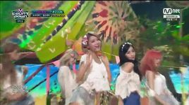 party (150716  m countdown) - snsd