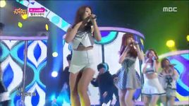 loveme (150711 music core) - melody day