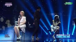 come slowly (150712 inkigayo) - girl's day