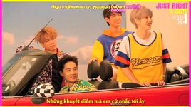 just right (making film) (vietsub, kara) - got7