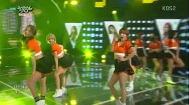 heart attack (150710 music bank) - aoa