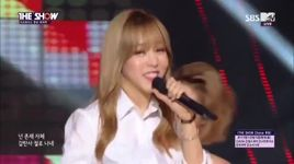 um oh ah yeh (150714 the show) - mamamoo