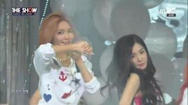 party (150714 the show) - snsd