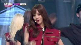 ring my bell (150715 show champion) - girl's day
