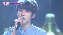 love letter (150722 show champion) - infinite