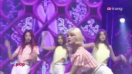 hurt locker (150724 simply kpop) - nine muses