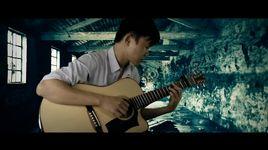 tha rang chia tay (guitar solo) - mitxi tong