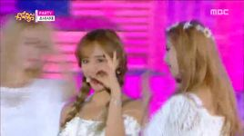 party (150801 music core) - snsd
