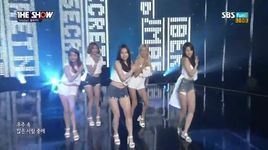 secret number (150728 the show) - blady