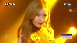 attention (150728 the show) - wanna.b