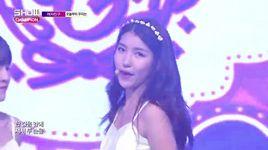 me gustas tu (150729 show champion) - gfriend