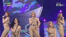 attention (150731 music bank) - wanna.b