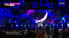 beautiful tonight (150801 music core) - lee ki chan