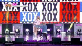 xox (150801 music core) - z.hera