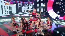 hurt locker (150808 music core) - nine muses