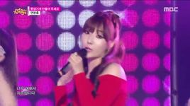 make me ugly plz (150808 music core) - v.a