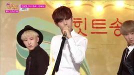 bindaetteok gentleman (150815 music core) - seventeen
