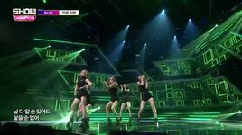 attention (150805 show champion) - wanna.b