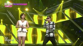 never say goodbye (150805 show champion) - eun ga eun