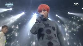 let's not fall in love (150809 inkigayo) - big band