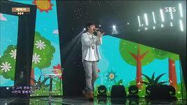 you're beautiful (150809 inkigayo) - yoo seung woo