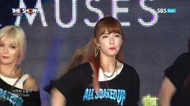hurt locker (150811 the show) - nine muses