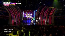 shut up (150812 show champion) - baechigi