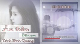 am tham ben em (son tung m-tp cover) (audio) - trinh dinh quang