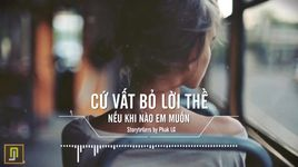 blog radio: cu vut bo loi the neu khi nao em muon - v.a