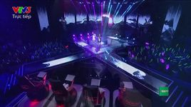 chandelier - van anh (giong hat viet 2015 - vong liveshow - tap 6) - v.a