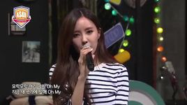 for you (acoustic live) - t-ara